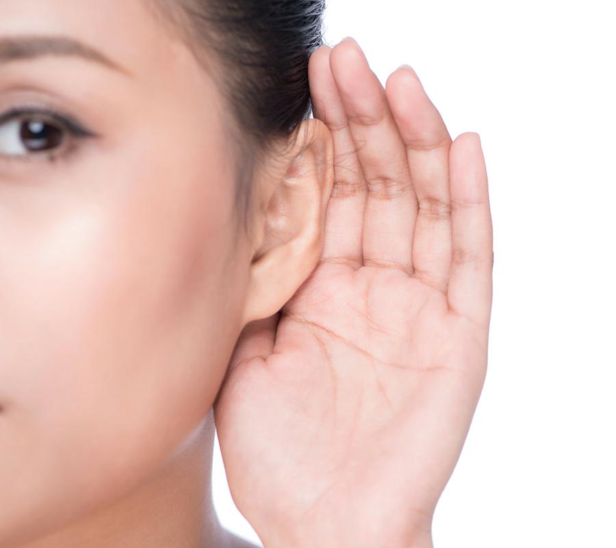 Light-Driven Hearing Aid