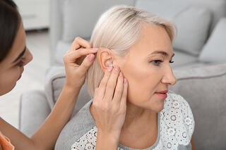 prevent adult hearing loss
