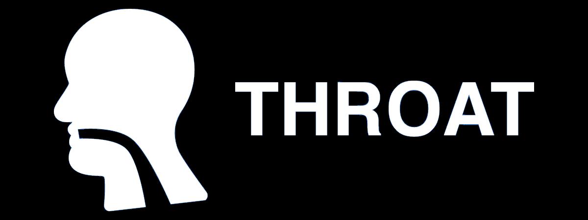 throat